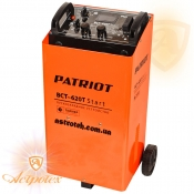 Пуско-зарядное устройство Patriot BCT-620T Start〈650301565〉: фото, описание